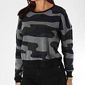 /achat-pulls/only-pull-femme-sandie-gris-camouflage-bleu-marine-151556.html