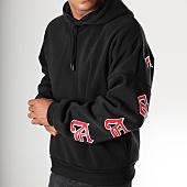 /achat-sweats-capuche/aarhon-sweat-capuche-aj133-noir-rouge-151591.html