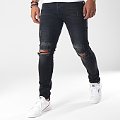 /achat-jeans/aarhon-jean-slim-a99-noir-151625.html
