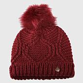 /achat-bonnets/guess-bonnet-femme-aw6801wol01-bordeaux-151574.html