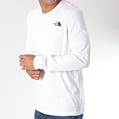 /achat-t-shirts-manches-longues/the-north-face-tee-shirt-manches-longues-simple-dome-blanc-noir-151806.html