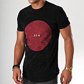 /achat-t-shirts-longs-oversize/304-clothing-tee-shirt-oversize-zero-noir-bordeaux-151891.html