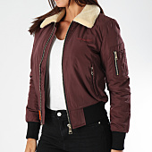 /achat-bombers/bombers-original-bomber-femme-col-mouton-barcelone-bordeaux-151991.html