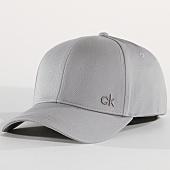 /achat-casquettes-de-baseball/calvin-klein-casquette-2533-gris-151884.html
