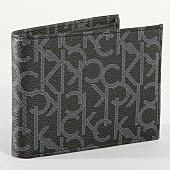 /achat-portefeuilles/calvin-klein-portefeuille-mono-5cc-coin-4290-noir-gris-151887.html