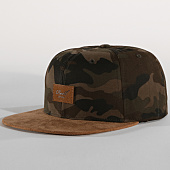 /achat-snapbacks/reell-jeans-casquette-snapback-suede-camouflage-vert-kaki-marron-151919.html