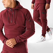 /achat-ensembles-survetement/aarhon-ensemble-de-survetement-aj114-bordeaux-152367.html