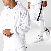 /achat-ensembles-survetement/aarhon-ensemble-de-survetement-aj141-blanc-152379.html