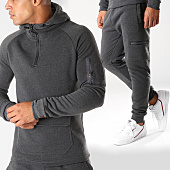 /achat-ensembles-survetement/aarhon-ensemble-de-survetement-aj113-gris-anthracite-chine-152381.html