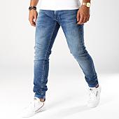 /achat-jeans/le-temps-des-cerises-jean-slim-711-basic-bleu-denim-152489.html