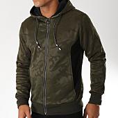 /achat-sweats-zippes-capuche/mtx-sweat-zippe-capuche-5566a-vert-kaki-camouflage-152265.html