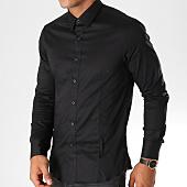 /achat-chemises-manches-longues/mtx-chemise-manches-longues-h6012-noir-152440.html