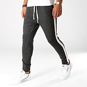 /achat-pantalons-carreaux/uniplay-pantalon-avec-bandes-t3261-gris-anthracite-chine-ecru-152474.html