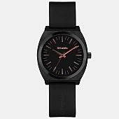 /achat-montres/d-franklin-montre-wally-noir-rose-152672.html