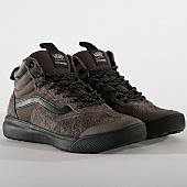 /achat-baskets-montantes/vans-baskets-ultrarange-hi-peat-a3mvsudl1-peat-black-153120.html
