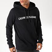 /achat-sweats-capuche/calvin-klein-sweat-capuche-institutional-9528-noir-153280.html
