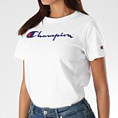 /achat-t-shirts/champion-tee-shirt-femme-110992-blanc-153373.html