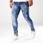 /achat-jeans/classic-series-jean-slim-avec-bandes-5063-bleu-denim-noir-153448.html