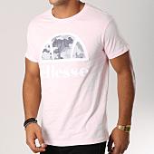/achat-t-shirts/ellesse-tee-shirt-uni-denim-rose-153505.html