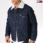/achat-vestes-jean/tommy-hilfiger-jeans-veste-jean-col-mouton-sherpa-5182-bleu-denim-153504.html