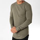 /achat-t-shirts-longs-oversize/frilivin-tee-shirt-manches-longues-oversize-2091-vert-kaki-153839.html