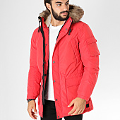 /achat-parkas/jack-and-jones-parka-fourrure-poche-bomber-latte-rouge-153990.html