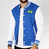 /achat-vestes/okawa-sport-teddy-new-team-1-bleu-clair-blanc-153985.html