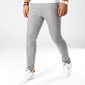 /achat-pantalons-carreaux/classic-series-pantalon-19-noir-blanc-154099.html