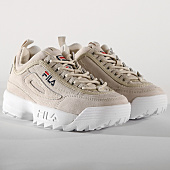/achat-baskets-basses/fila-baskets-femme-disruptor-s-low-1010436-30h-chateau-gray-154039.html
