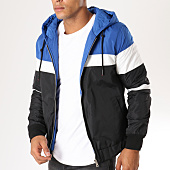 /achat-vestes/john-h-veste-zippee-670-bleu-noir-blanc-154171.html