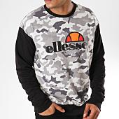 /achat-sweats-col-rond-crewneck/ellesse-sweat-crewneck-1032n-gris-camouflage-154352.html