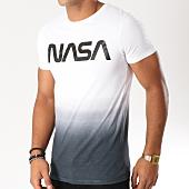 /achat-t-shirts/nasa-tee-shirt-worm-logo-noir-degrade-blanc-154335.html