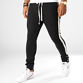 /achat-pantalons-joggings/uniplay-pantalon-jogging-avec-bandes-3265-noir-154425.html