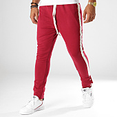 /achat-pantalons-joggings/uniplay-pantalon-jogging-avec-bandes-3265-bordeaux-154430.html