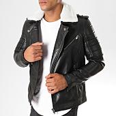 /achat-vestes-biker/uniplay-veste-biker-col-mouton-sk-6-noir-154439.html