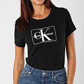 /achat-t-shirts/calvin-klein-tee-shirt-femme-outline-monogram-8604-noir-154461.html