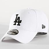 /achat-casquettes-de-baseball/new-era-casquette-diamond-los-angeles-dodgers-80636068-blanc-noir-154632.html