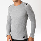 /achat-pulls/paname-brothers-pull-110-gris-chine-154560.html