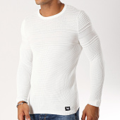 /achat-pulls/paname-brothers-pull-107-blanc-154566.html