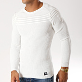 /achat-pulls/paname-brothers-pull-103-blanc-154572.html