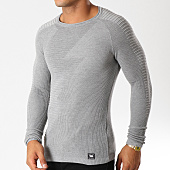 /achat-pulls/paname-brothers-pull-112-gris-chine-154576.html