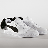 /achat-baskets-basses/puma-baskets-femme-bow-sb-367353-03-puma-white-puma-black-154650.html