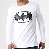 /achat-sweats-col-rond-crewneck/batman-sweat-crewneck-logo-blanc-154811.html