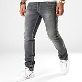 /achat-jeans/le-temps-des-cerises-jean-slim-711-basic-gris-154718.html