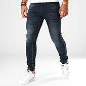 /achat-jeans/le-temps-des-cerises-jean-skinny-power-906-bleu-brut-154720.html