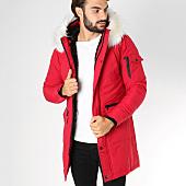 /achat-parkas/mtx-parka-fourrure-poche-bomber-s783-rouge-blanc-154711.html