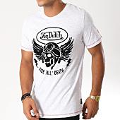 /achat-t-shirts/von-dutch-tee-shirt-death-gris-chine-noir-154655.html