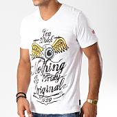 /achat-t-shirts/von-dutch-tee-shirt-eyes-blanc-154656.html