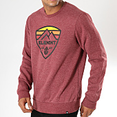 /achat-sweats-col-rond-crewneck/element-sweat-crewneck-guard-bordeaux-chine-154908.html