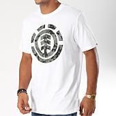 /achat-t-shirts/element-tee-shirt-bark-logo-blanc-camouflage-vert-kaki-154910.html
